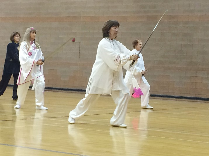 The World Tai Chi and Qigong Day takes place this year from 10:30 a.m. to noon Saturday, April 27, at Bradshaw Mountain Middle School, 12255 E. Turquoise Circle in Dewey. The public is invited to this free event. (Prescott News Network, file photo)