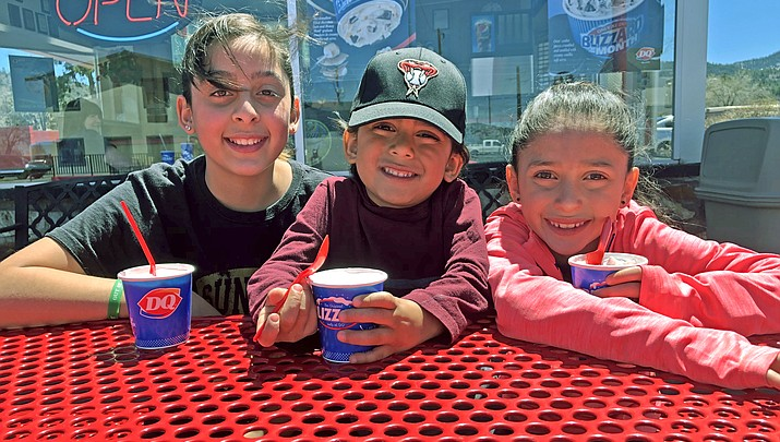 Reopening of Dairy Queen marks spring in Williams