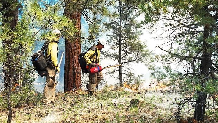 Prescribed burns to begin southeast of Williams