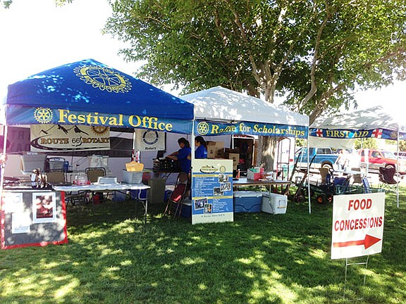 Something to do on Mother's Day weekend is to spend time at the Kingman Festival of the Arts from 10 a.m. – 5 p.m. at Saturday, May 11 and Sunday, May 12 at Metcalfe Park, 315 W. Beale St. (Photo submitted by Jo Ann Oxsen/For the Daily Miner)