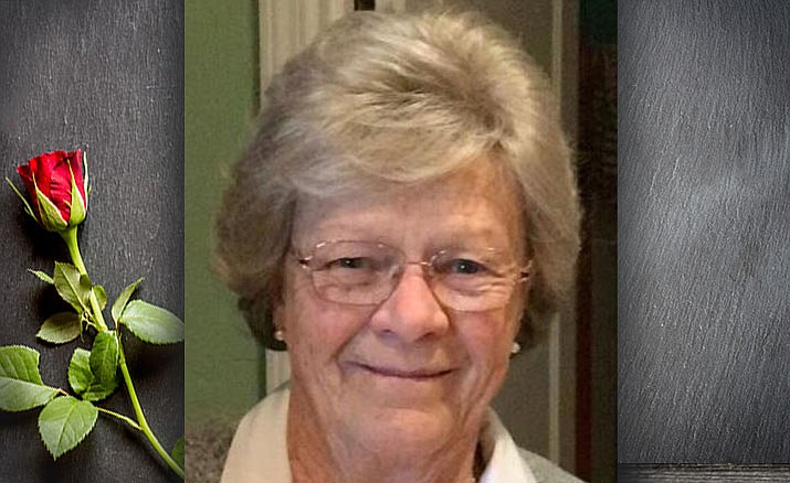Sandra Lee Bjornstad, 76, of Paulden, Arizona, passed away on April 12 in Prescott, Arizona, of complications after a brief illness. (Courtesy)