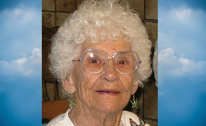 Frances Lee Coonfield passed away in Prescott, Arizona, on April 22, 2019. (Courtesy)