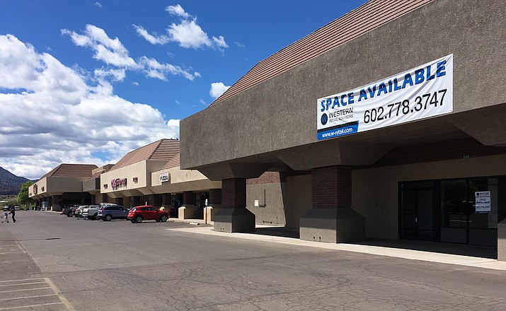 "According to Jake McClaughry of Western Retail Advisors, there has been ""preliminary interest"" in the 30,000-square-foot retail unit formerly occupied by ALCO. VVN/Bill Helm"