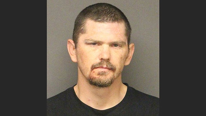 Larry W. Bradshaw Jr. (Mohave County Adult Detention Facility photo)
