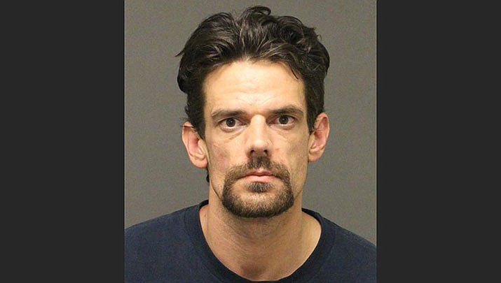 Ira Logan Fossum (Mohave County Adult Detention Facility photo)