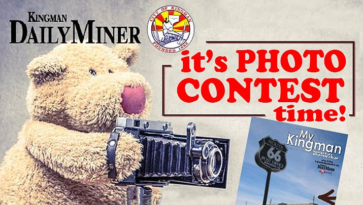 Want your photo to appear on the cover of My Kingman Magazine? Submit your photo between now and April 30 using the online form link below.