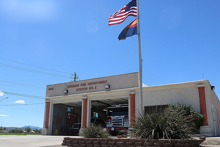 With construction of a new Fire Station 2 out of the question, City staff recommends a remodel of the facility in Fiscal Year 2020. (Photo by Travis Rains/Daily Miner)