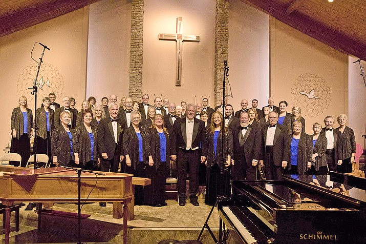 Prescott Chorale will perform a concert featuring music by French composers on Saturday, April 27. (Courtesy)