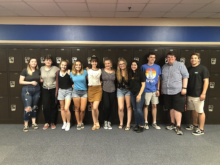 "The Prescott High School National Honor Society will stage ""The Circus of the Century"" — a talent show on Friday, May 3. (Courtesy photo)"