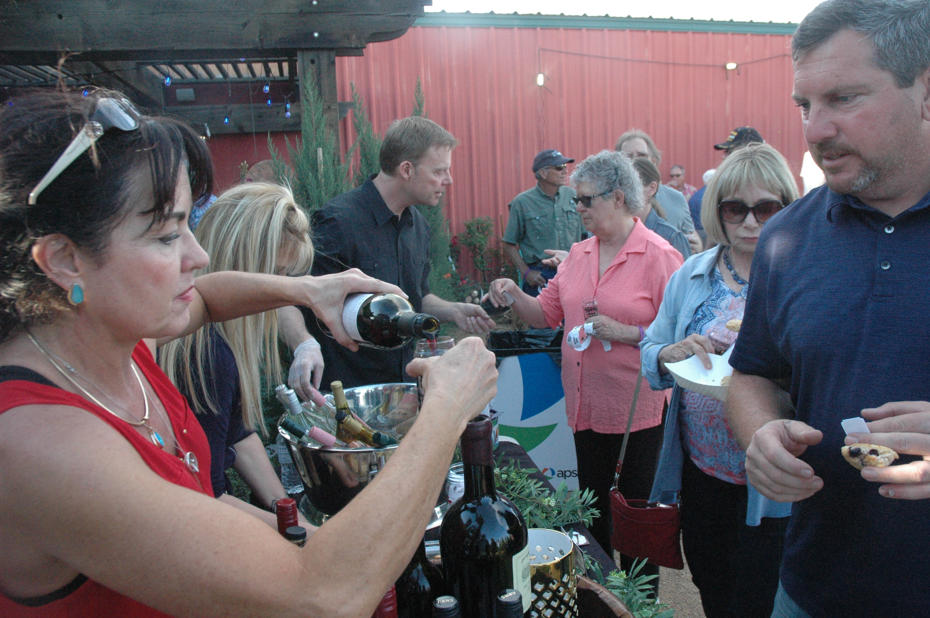 2nd annual Wine, Bites and Brew goes well, organizer says