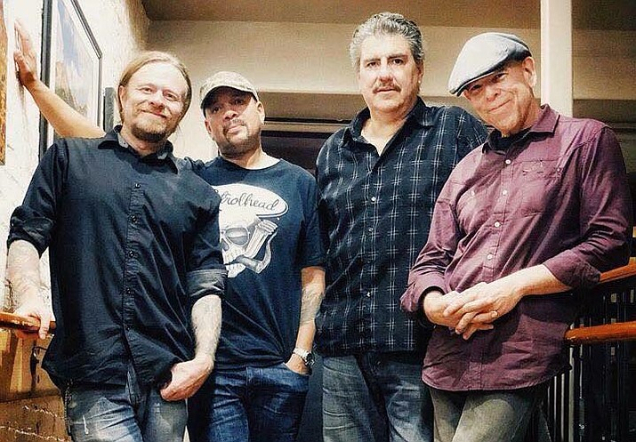 """Summa Totius """"the sum of all parts """"features high energy Latin/Flamenco inspired music with an all-star cast of Arizona based musicians at Sound Bites Grill in Sedona Friday, May 3, 7 p.m."""