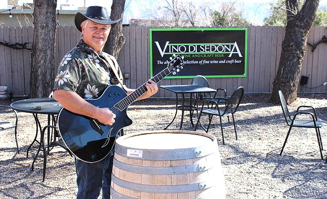 Sunday Funday at Vino Di Sedona brings Rick Busbea back for another night of fun and music. May 5, 6-9 p.m.