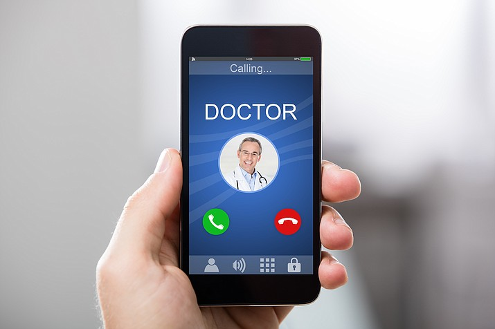 Arizona has a new telemedicine law that should not only give rural Arizonans more ready access to specialized health care but help assure their insurance will cover those remote treatments. (Courier stock photo)