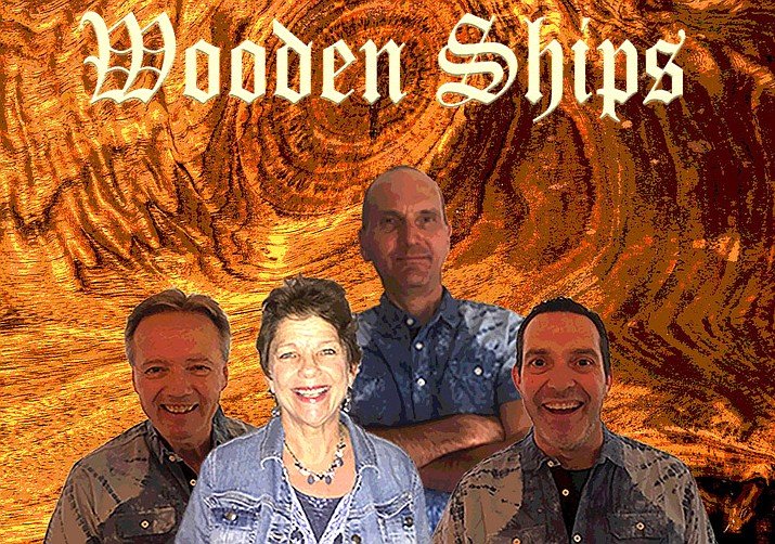 Saturday night is dance time at the Old Corral when the band Wooden Ships takes the stage.  This four-piece show offers up a synergy of music and vocal harmonies that cover tunes in genres of classic rock, blues and country music.