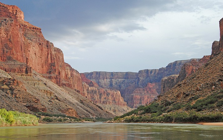 A $100 per-person-fee was instated by the Hualapai Tribal Council April 10 for river trips passing by the Hualapai Reservation, which encompasses a 109.4 mile stretch of the Colorado River. (Stock photo)