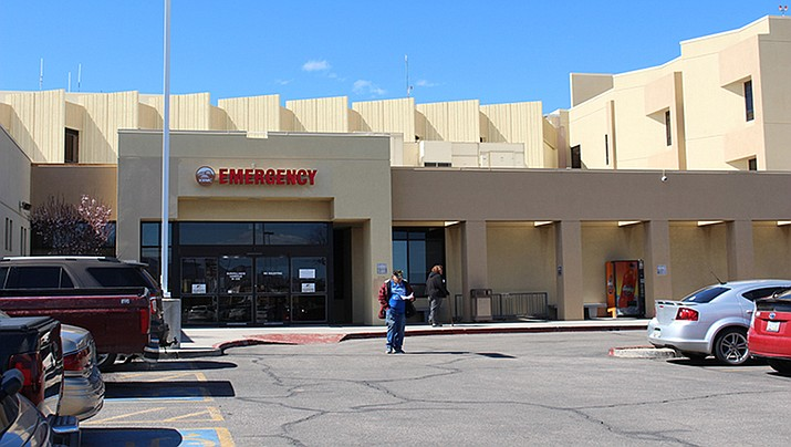 """Mohave County has a severe physician shortage. Sixty-one percent of residents live in a federally designated """"health professional shortage area."""" (Photo by Agata Popeda/Daily Miner)"""