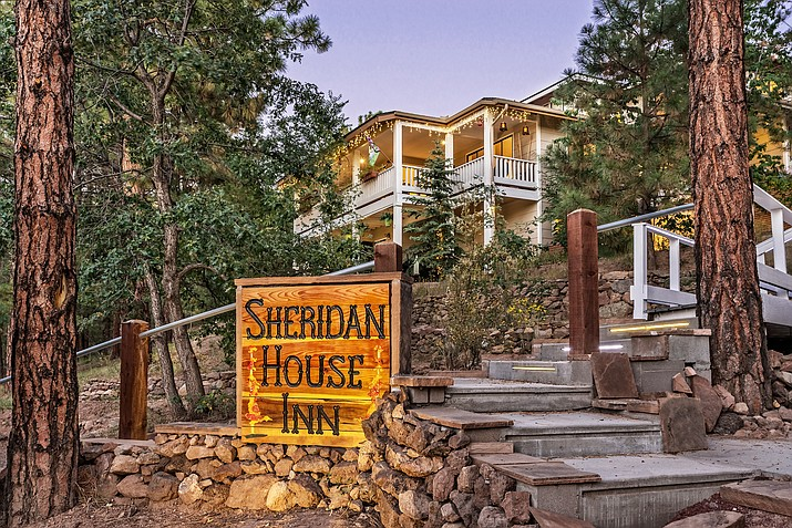 The Sheridan House Inn, an upscale Williams Bed and Breakfast, has joined the prestigious Independent Lodging Collection. (Submitted photo)