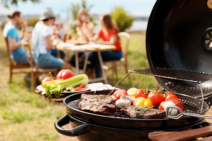 The Grand Canyon Rotary on the Rim will host a Sunset Dinner cookout off Moqui Drive north of Tusayan May 18. (stock photo)