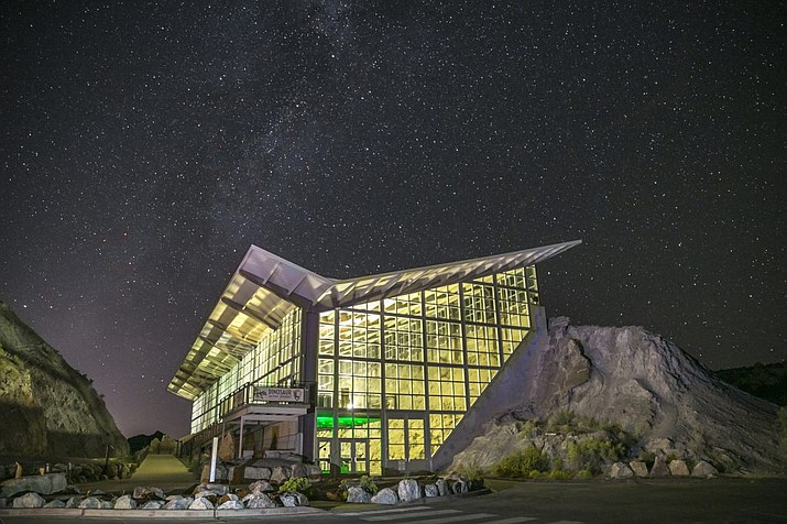 Dinosaur National Monument was recently designated a International Dark Sky Park. (Photo/NPS)