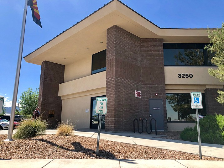 Mohave County Economic Development Department is located in 3250 E. Kino Ave., 2nd floor. (Photo by Agata Popeda/Daily Miner)