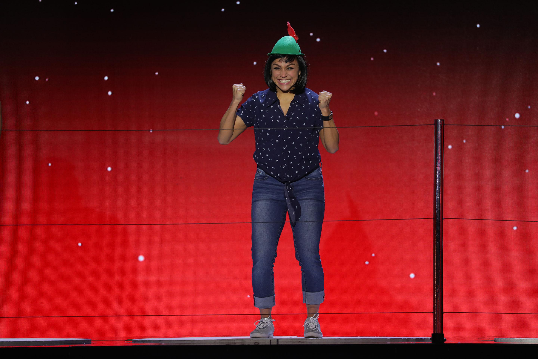 Ellen's game show a 'wild' experience for Prescott woman