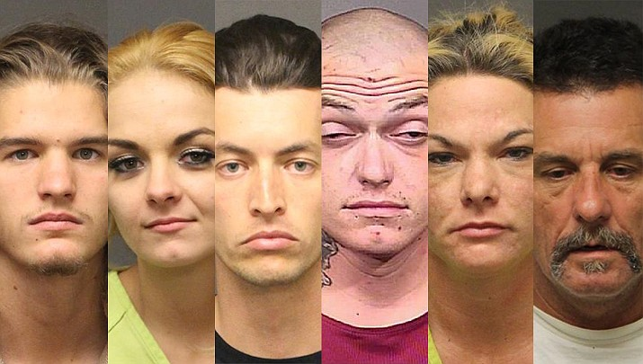 Mohave County Most Wanted   May 1, 2019   Kingman Daily Miner