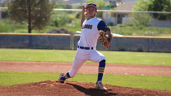 Luke Ness and the Bulldogs open the 3A State Championship at 4 p.m. Friday against Northwest Christian at Surprise Sports Complex. (Daily Miner file photo)