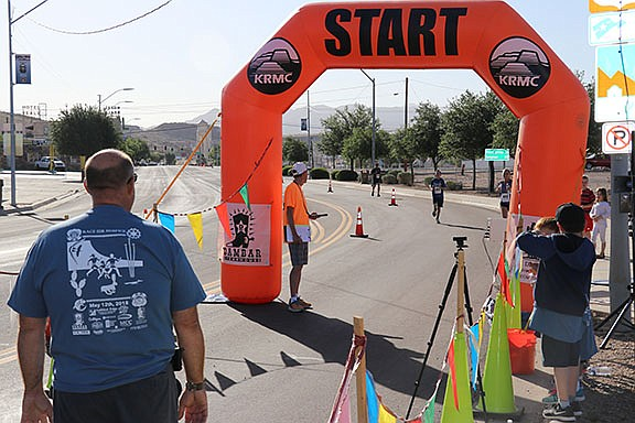 Kingman Regional Medical Center Foundation hosts its 16th annual Route 66 Race for Hospice Saturday. Proceeds from the race will go toward the KRMC Joan and Diana Hospice Center. (Photo courtesy of KRMC)
