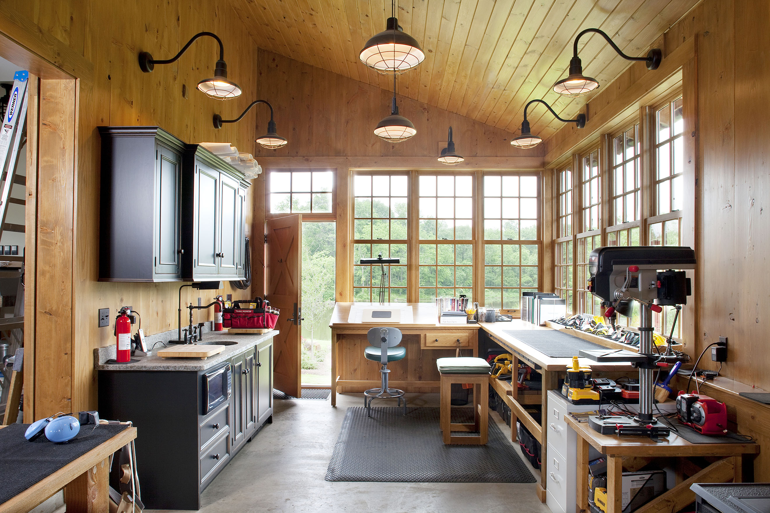 Ask a designer: the stylish and multifunctional garage is here the