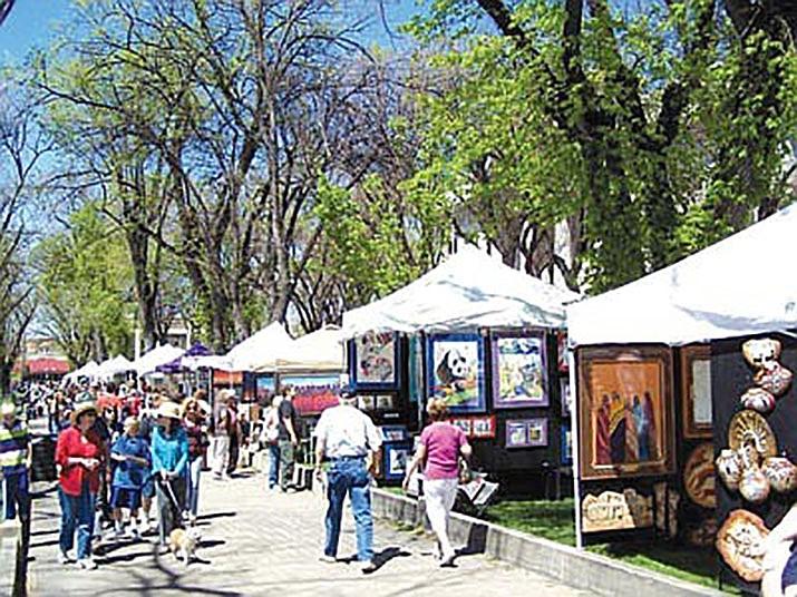 15th annual Mother's Day Wine & Art Festival, 11 a.m., Saturday and Sunday, May 11-12, Granite Creek Vineyards, 2515 N. Road 1 East. www.granitecreekvineyards.com.