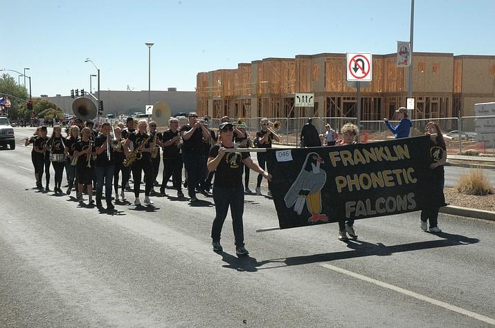 Entrants in the 2018 Prescott Valley Days Parade. (Jason Wheeler/Courier)