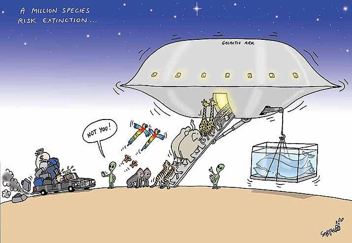 Editorial Cartoon | May 10, 2019
