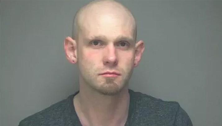 Joel Mullin-Romo (Shawano County Jail)