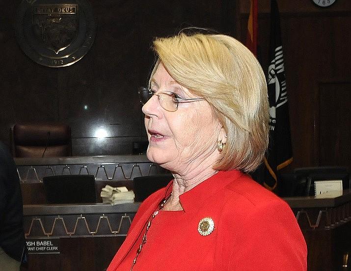 Senate President Karen Fann, R-Prescott
