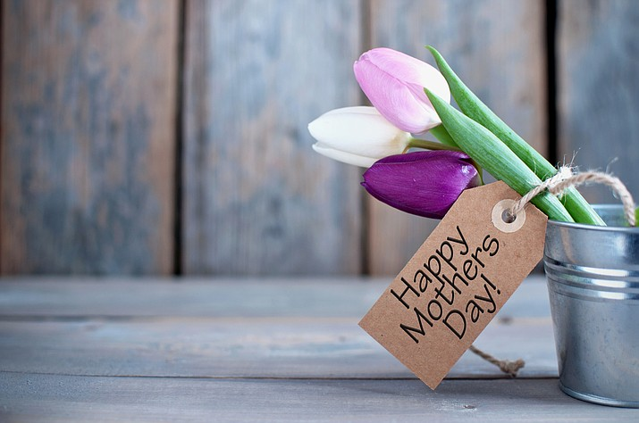 Whether it is the memories in your heart that you are left with or another chance to share this day, have a HAPPY MOTHER'S DAY. (Adobe Images)