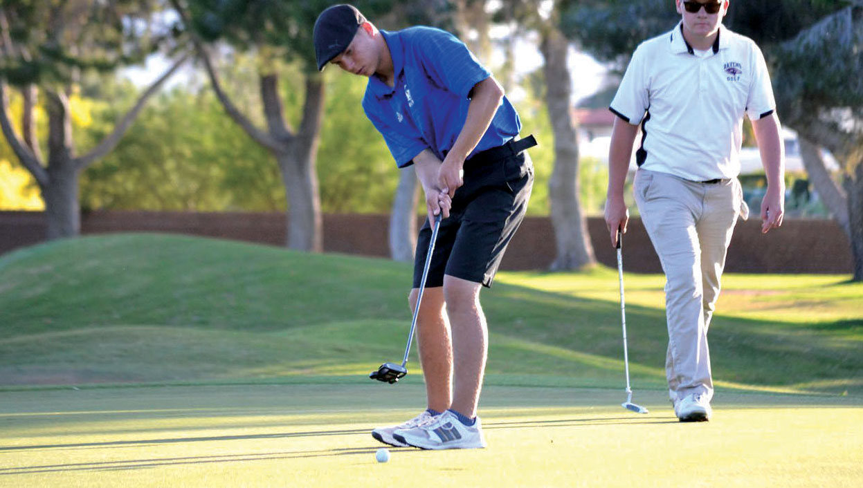 Prep Golf: Academy's Jake Scott ties for 21st at state