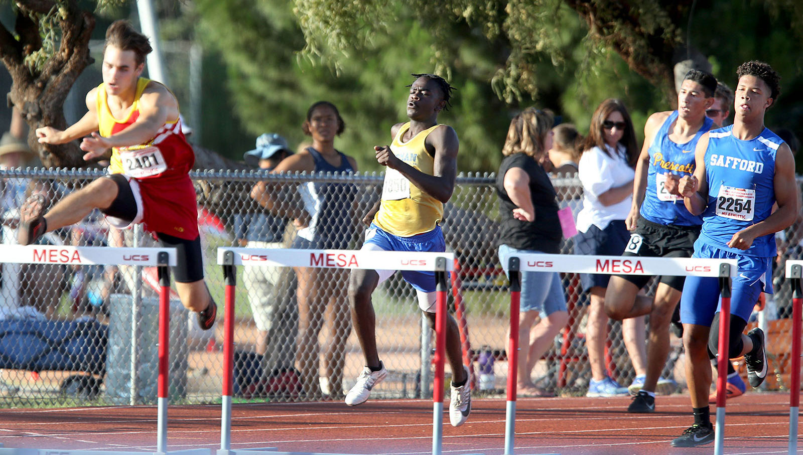 Prep Track: Bulldogs senior Jamal Cash reflects on his great outing at state