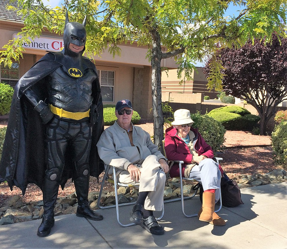 Holy Parades, Batman! The Prescott Valley Days parade took place Saturday, May 11, 2019, during the Prescott Valley Days celebration. (Sue Tone/Courier)