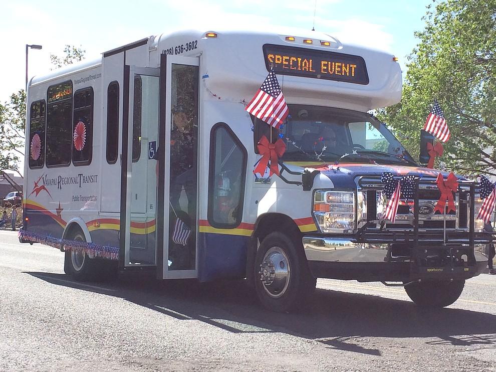 The Prescott Valley Days parade took place Saturday, May 11, 2019, during the Prescott Valley Days celebration. (Sue Tone/Courier)