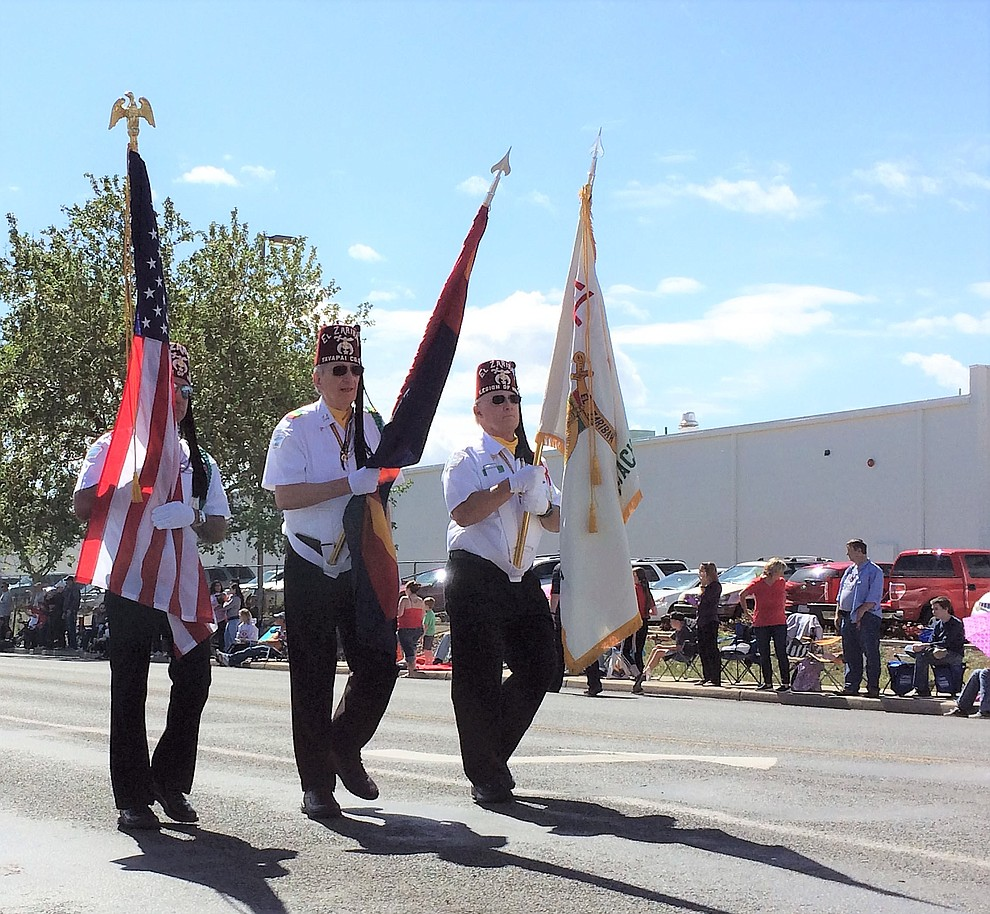 The Shriners also took part in the Prescott Valley Days parade Saturday, May 11, 2019. (Sue Tone/Courier)..