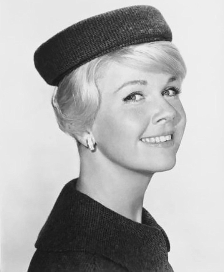 A promotional photo of Doris Day from the 1960 movie Midnight Lace. (Universal Pictures)