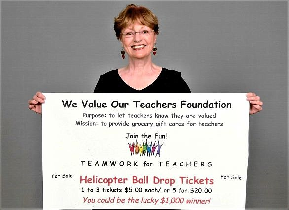 Gretchen Vorbeck is founder of We Value Our Teachers Foundation. (Gretchen Vorbeck/Courtesy)