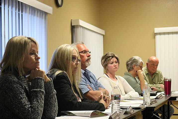 Kingman's Planning and Zoning Commission will take up two abandonment cases at its meeting at 5:30 p.m. Tuesday, May 14 in Council chambers, 310 N. Fourth St. (Daily Miner file photo)
