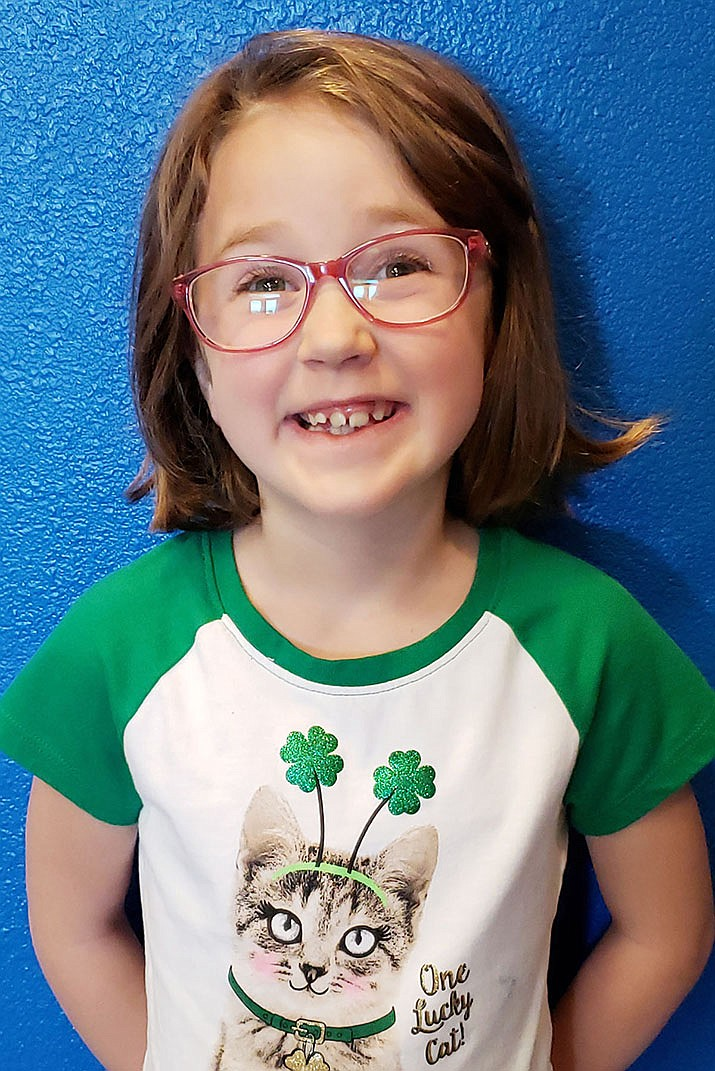Serenity Carlson is Student of the Week for the Chino Valley Unified School District. (CVUSD/Courtesy)
