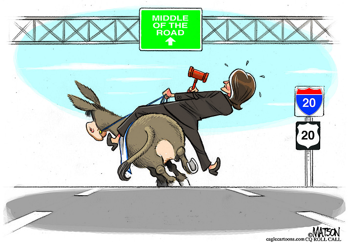 Editorial cartoon (1) May 14, 2019