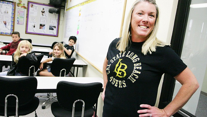 Q&A  with Verde Valley Teacher of the Week Wendy Quintana