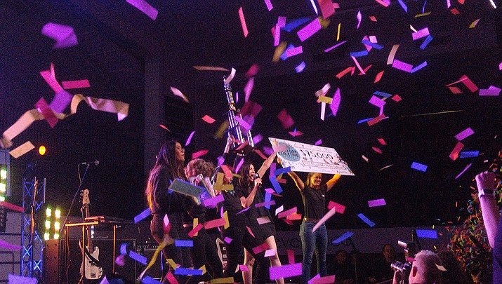 Flagstaff High School wins Vans Custom Culture contest