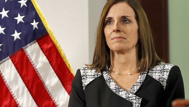 McSally urges Interior Department to fill Grand Canyon superintendent position