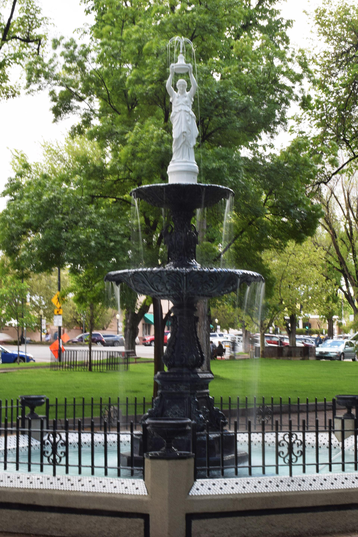 Yavapai County wins national award for Lady Ermintrude Fountain