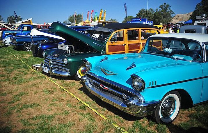 Prescott Antique Auto Club Cruise-In, 4 to 7 p.m., May 16 on the corner of Sheldon and Montezuma streets in Prescott. Paacaz.com.
